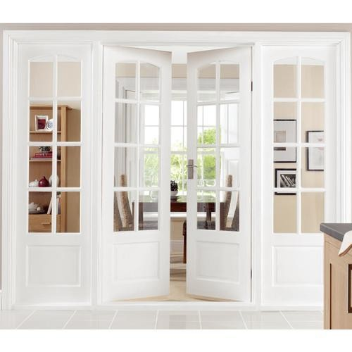 Porte bugnate laccate - How to hang interior french doors ...