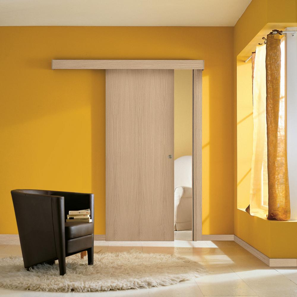 PORTE TAMBURATE LEGNO FINITE