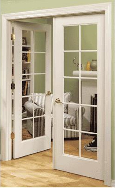 Porte laccate pantografate for 18 inch interior glass door