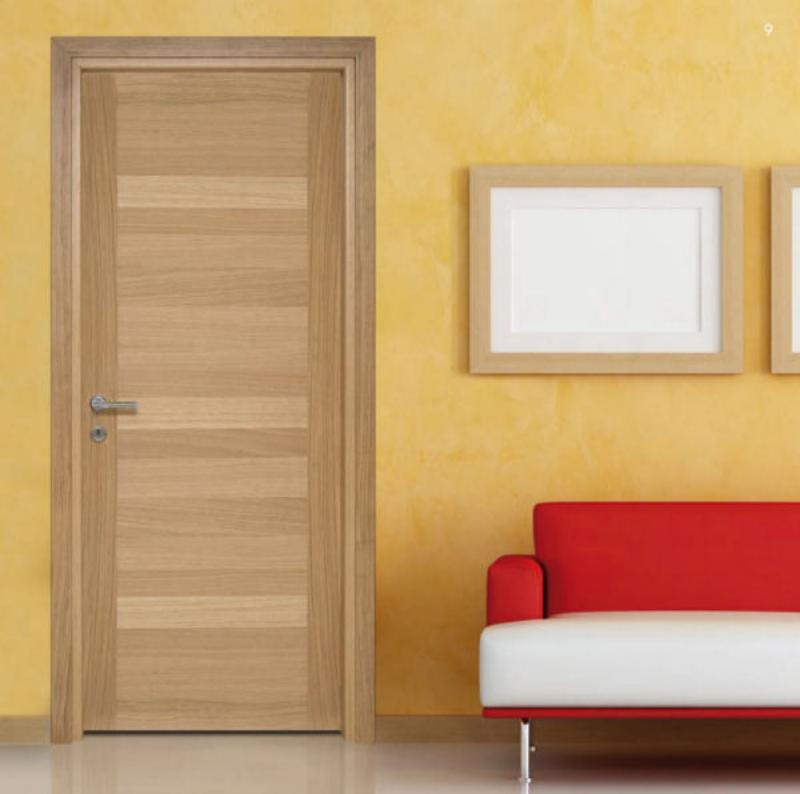 Porte tamburate legno finite - Foto porte interne ...